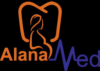 Web design ALANA Clinic MED SRL