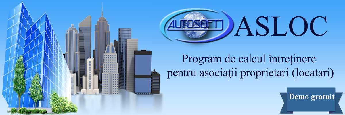 Web design Autosoft SRL