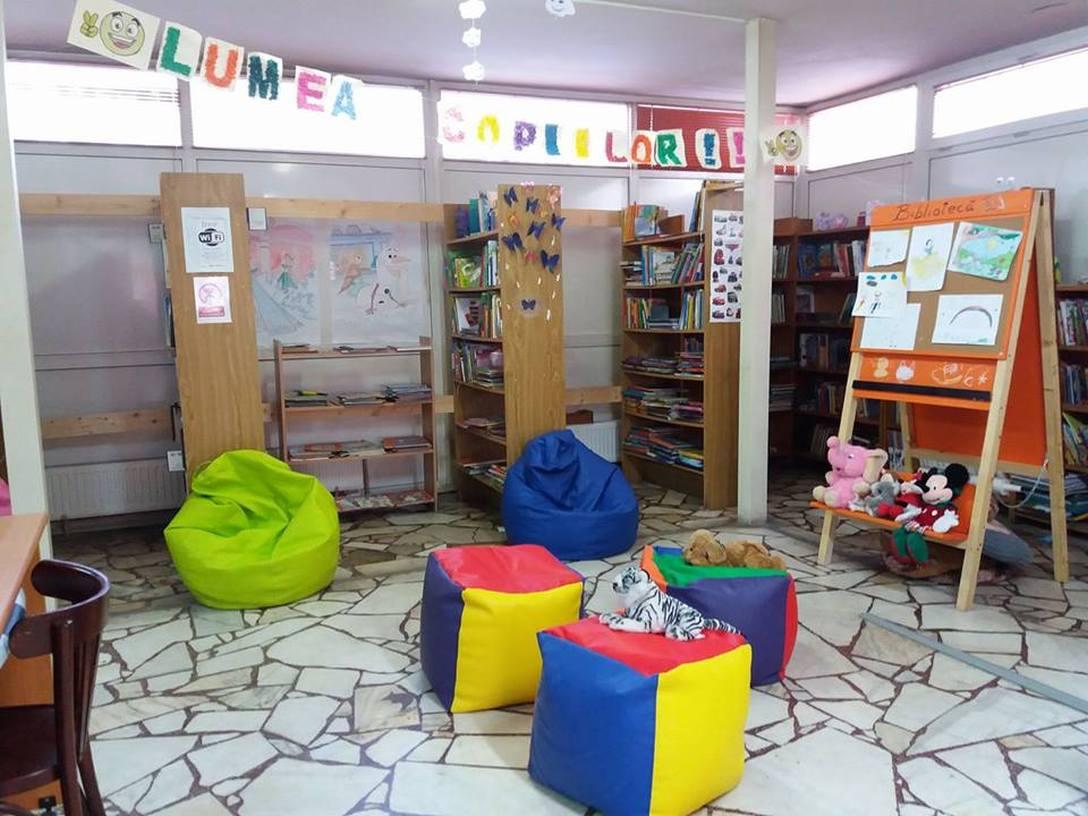 Web design Biblioteca Metropolitană Bucureşti - Filiala Liviu Rebreanu