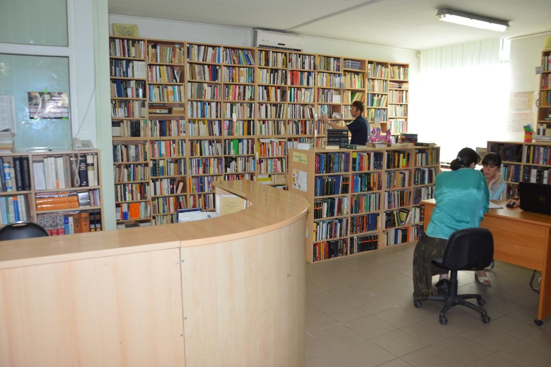 Web design Biblioteca Mihai Eminescu