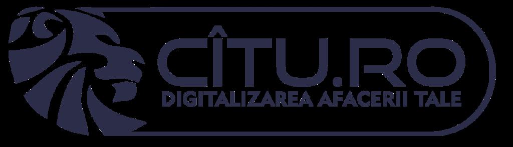 Web design Brand family Cîţu