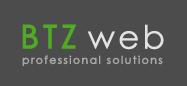 Web design BTZ webdesign