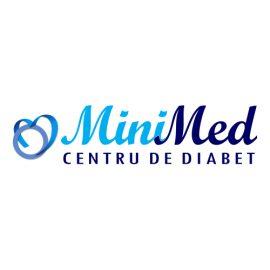Web design Centru de diabet Bacau - MiniMed