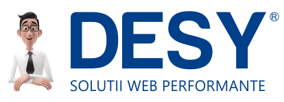 Web design Desy.ro - Solutii Web Performante