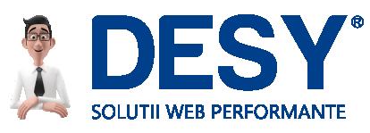 Web design Desy.ro