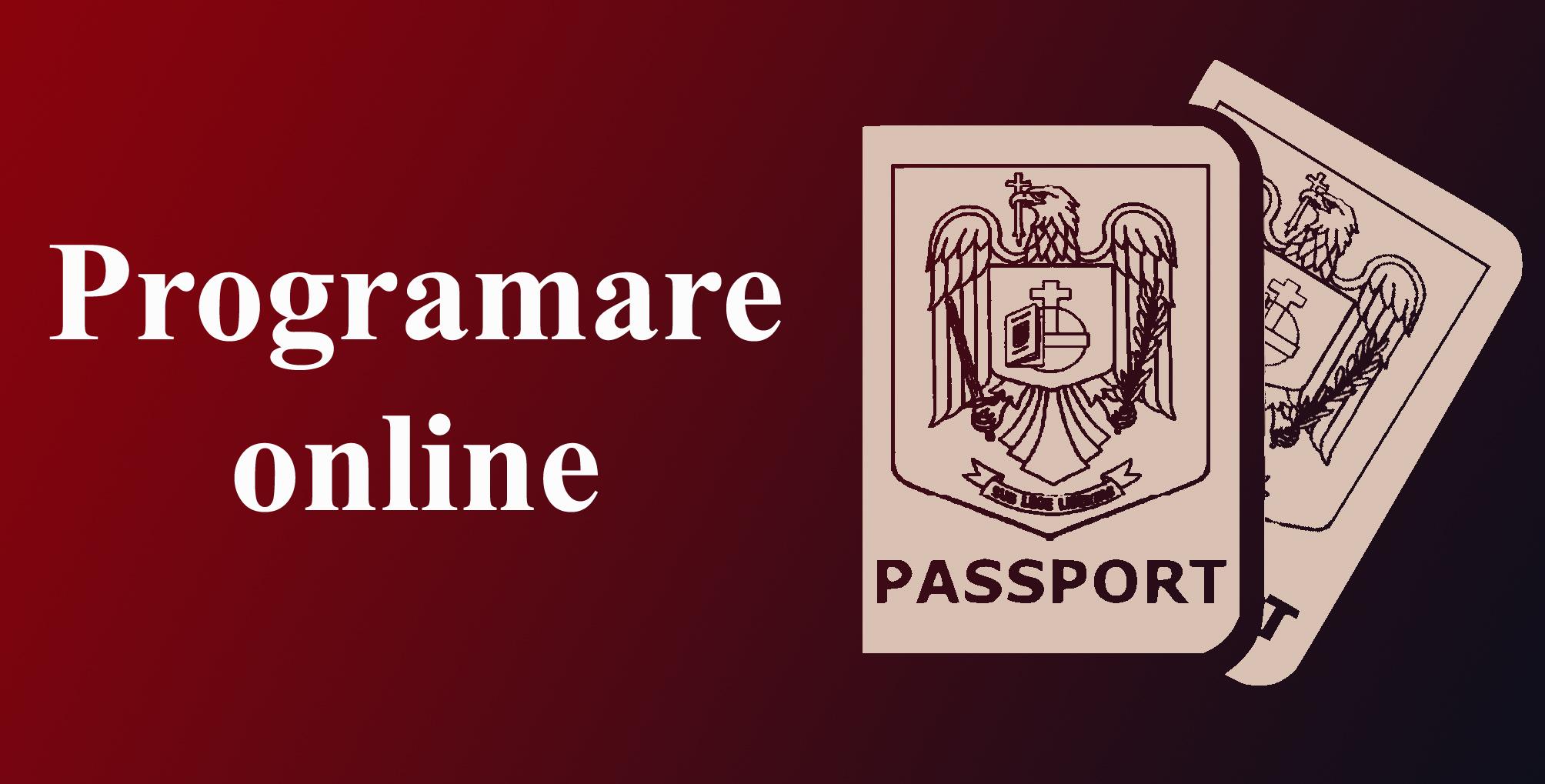 Web design Direcţia Generală De Paşapoarte