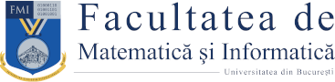 Web design Facultatea de Matematică și Informatică - Universitatea din București