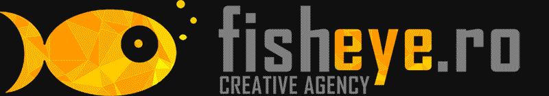 Web design Fisheye.ro - Creative Agency