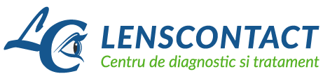 Web design LENSCONTACT