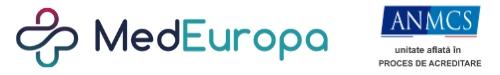 Web design MedEuropa Constanţa - Centru de Radioterapie
