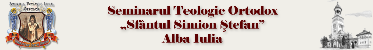 Web design Orthodox Theological Seminary Spirit