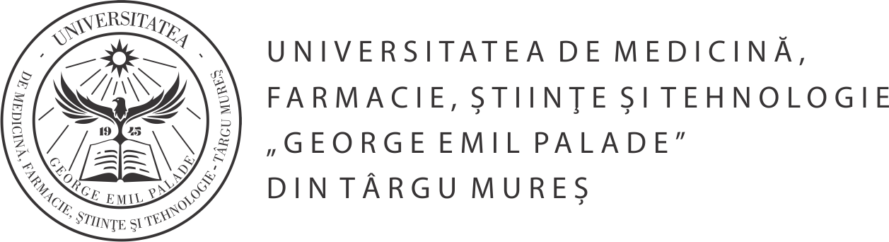 Web design Petru Maior University