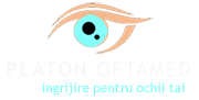 Web design Platon Tatiana, Cabinet Privat Oftalmologie