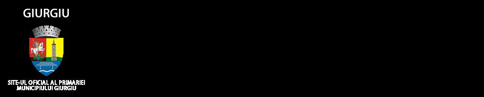 Web design Primăria Giurgiu