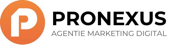 Web design Pronexus — Agentie Marketing Digital