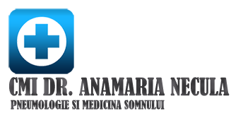 Web design Pulmonary and Sleep Medicine - Dr. Anamaria Necula
