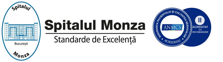 Web design Spitalul Monza