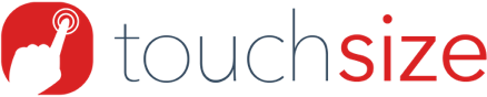 Web design TouchSize