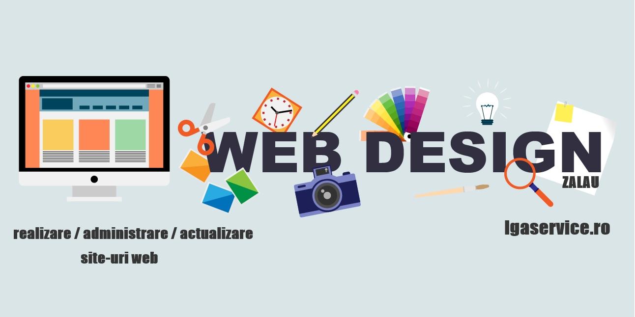 Web design Web Design Zalau