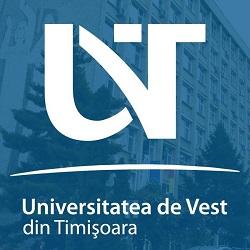 Web design West University of Timișoara