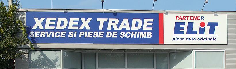 Web design Xedex Trade SRL